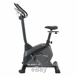 200U Stationary Upright Cycling Bike by Bladez Fitness for Indoor Exercise