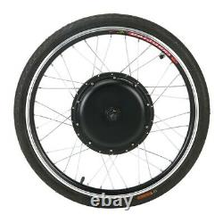 26 Rear Wheel Electric Bicycle Conversion Kit Hub Motor LCD Display 48V 1500W
