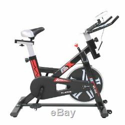 440lb Fitness Stationary Spinning Exercise Bike Cardio Cycling Bicycle NEW