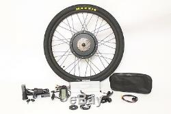 48V 1500W 27.5 Electric Bicycle Rear Wheel Conversion kits with LCD Display tpsSZ