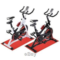 AW Exercise Bike Fitness Indoor Cycling Stationary Bicycle Cardio Workout Home