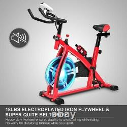 Adjustable Exercise Bicycle Cycling Cardio Fitness
