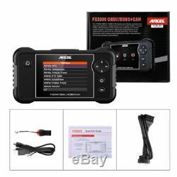 Ancel FX2000 Automotive OBD2 Scanner Transmission ABS SRS SRS Engine Code Reader