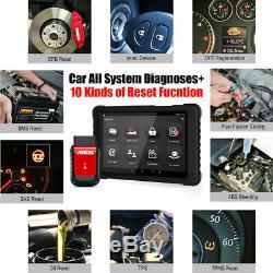 Ancel X6 Bluetooth OBD2 Auto Diagnostic Scanner tool ABS EPB SRS Oil Reset DPF