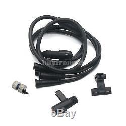 BAFANG BBS02 48V 750W Mid Drive Motor E-Bike Conversion Kit C965 LCD Display