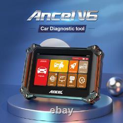 Bi-Directional All System Automotive OBD2 Scanner Car Diagnostic Tool DPF TPMS
