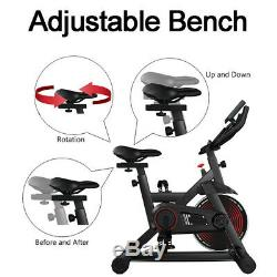 Bicycle Cycling Exercise Bike Stationary Fitness Cardio Indoor Workout Home Gym