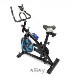 Bicycle Cycling Fitness Exercise Stationary Bike Cardio Home Indoor Red Black