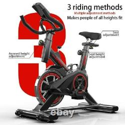 Bicycle Cycling Fitness Gym Exercise Stationary Bike Cardio Workout Home &Indoor