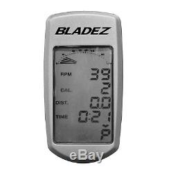 Bladez Master GS Stationary Indoor Cardio Exercise Fitness Cycling Cycle Bike