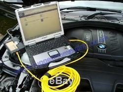 Bmw Mini Dealer Diagnostics Code Programming 2019 + Land Rover Jaguar Volvo Cf30