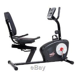 Body Champ Magnetic Recumbent Bike BRB2866