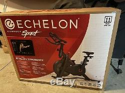 Brand NewEchelon Connect Smart Indoor Exercise Bike Sport Peloton Compared