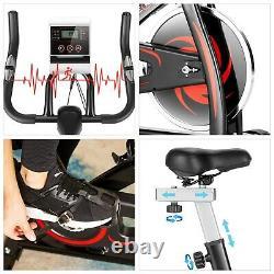 Carbon Steel Unisex Men and Women Indoor Sunny Health Fitness Cycling Bike
