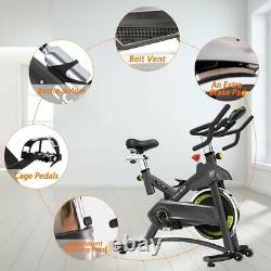 Cyclace Stationary Exercise Bike Cardio Indoor Cycling Bicycle Trainer 330lbs