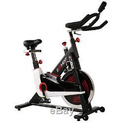 EFITMENT Indoor Cycle Bike, Magnetic Trainer Exercise Bike with 44 lb Flywheel