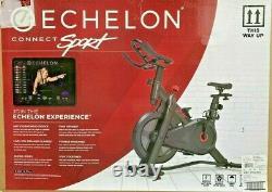 Echelon Connect Smart Exercise Bike Sport Peloton Compared NEW In Box