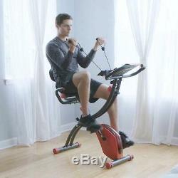 Echelon Flex Bike System Spinning Exercise Stationary Bike Red