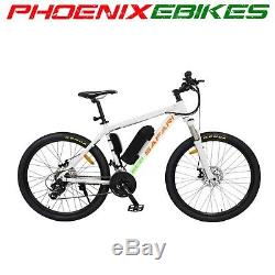 Eco Safari Electric Mountain Bike E-Bike Li-ion Pedal Assist LCD Display B150W