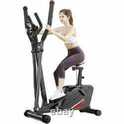 Elliptical Machine Eliptical Cross Trainer Magnetic Resistance Gym Exercise Bike