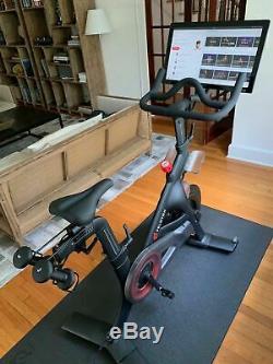 Excellent Peloton Exercise Bike Less than 5 Rides