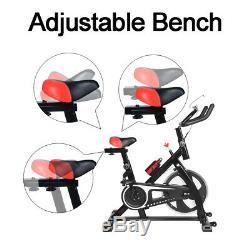 Exercise Bicycle Indoor Bike Cycling Cardio Adjustable Gym Workout Fitness BK85