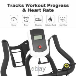 Exercise Bike Fitness Gym Indoor Cycling Stationary Bicycle Cardio Workout Home
