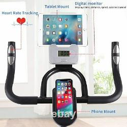 Exercise Bike Stationary Bicycle Indoor Cycling Cardio Fitness Workout Gym & APP