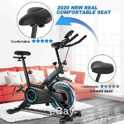 Exercise Bike Stationary Bicycle Indoor Cycling Cardio Fitness Workout Gym USA