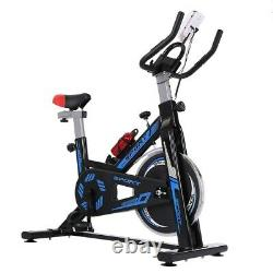 Exercise Bike Stationary Bicycle Indoor Cycling Cardio Fitness Workout Gym withLCD