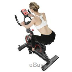 Exercise Stationary Bike Cycling Home Gym Cardio Workout Indoor Fitness US91766