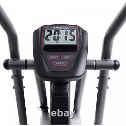 Exercise Upright Bike Indoor Stationary Bicycle Cardio Workout Trainer Gym W
