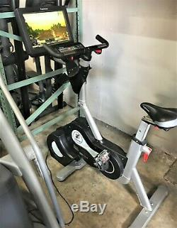 Expresso S3U Interactive Upright Indoor Cycling Bike