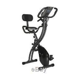 FITNATION Indoor Cycling Flex Bike With Echelon App BIKE01-BLK