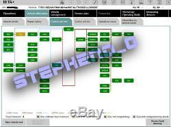FULL 2021 BMW Diagnostic kit INPA ISTA D P ISTA + E-SYS RHEINGOLD ICOM ENET CODE