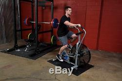 Fan Bike Endurance FB300 High Intensity Compact Cardio Machine by Body-Solid