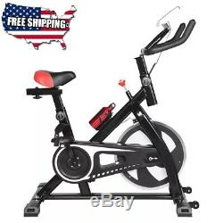 Fitness Stationary Home Exercise Cycling Bike