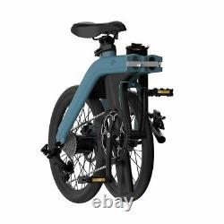 Folding 20 Electric Bicycle 250W Mountain ebike Moped e-City Bike 100KM Mileage