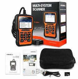 Foxwell NT510 Elite for BMW Full System OBD2 Car Diagnostic Scanner Reset Tools
