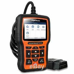 Foxwell NT510 Elite for MERCEDES BENZ Full System OBD2 Diagnostic Reset Scanner