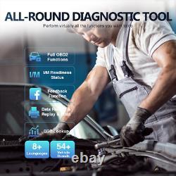 Foxwell NT644 elite All System Car OBD2 Scanner Diagnostic DPF TPMS IMMO 2021 US