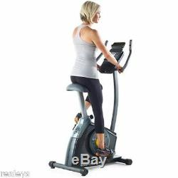 Gold's Cycle Trainer 300 Ci Exercise Bike Bluetooth Adjustable Stationary iFit