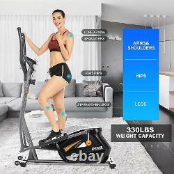 Heavy Duty Exercise Bike Fitness Cardio Workout Machine Home GymIndoor Training