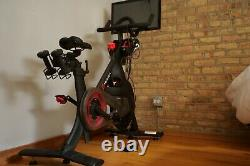 High intensity Peloton Bike barely used in near-mint condition