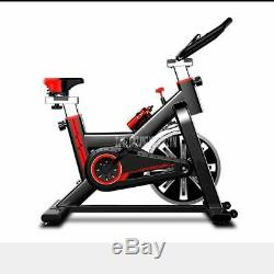 Home Exercise Bike Ultra Quiet Indoor Spinning Cardio Trainer Cycle 150kg