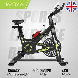 Home Gym Heavy Duty Exercise Bikes Training Cycling Bike Effective Exercise New