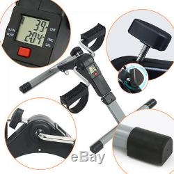 Home Pedal Stepper Bike Cycle Exerciser Fitness Exercise Workout Therapy Gym