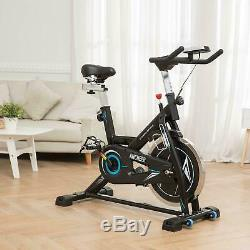 Home ndoor Stationary Bike Exercise Bike with Heart Rate Monitor APP Control