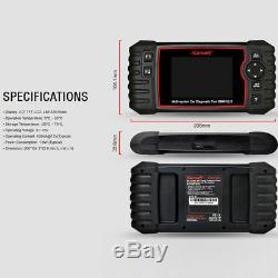 ICarsoft BMM V2.0 For BMW And Mini Airbag Abs Engine DPF Diagnostic Tool GENUINE