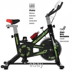 Indoor Bicycle Cycling Fitness Gym Exercise Stationary Bike Cardio Workout Home